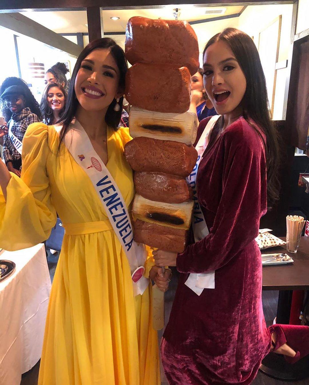maria alejandra vengoechea, miss colombia hispanoamericana 2021/3rd runner-up de miss international 2019. - Página 6 75238410