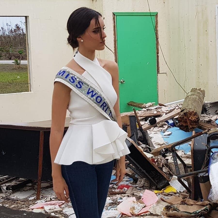 vanessa ponce de leon, miss world 2018. II - Página 4 75241010