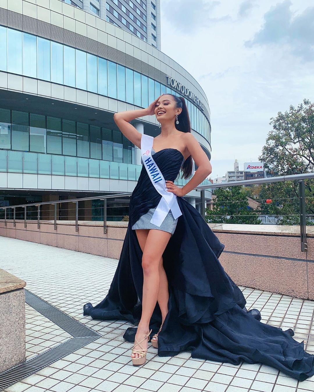 raquel basco, miss international hawaii 2019/miss intercontinental usa 2017. - Página 13 75243111