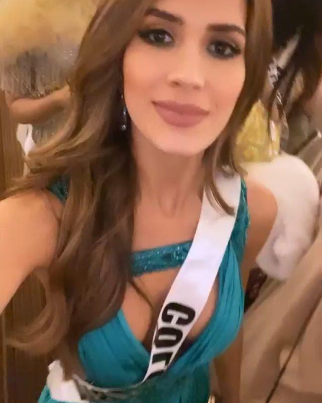 gabriela tafur, top 5 de miss universe 2019. - Página 18 75244314