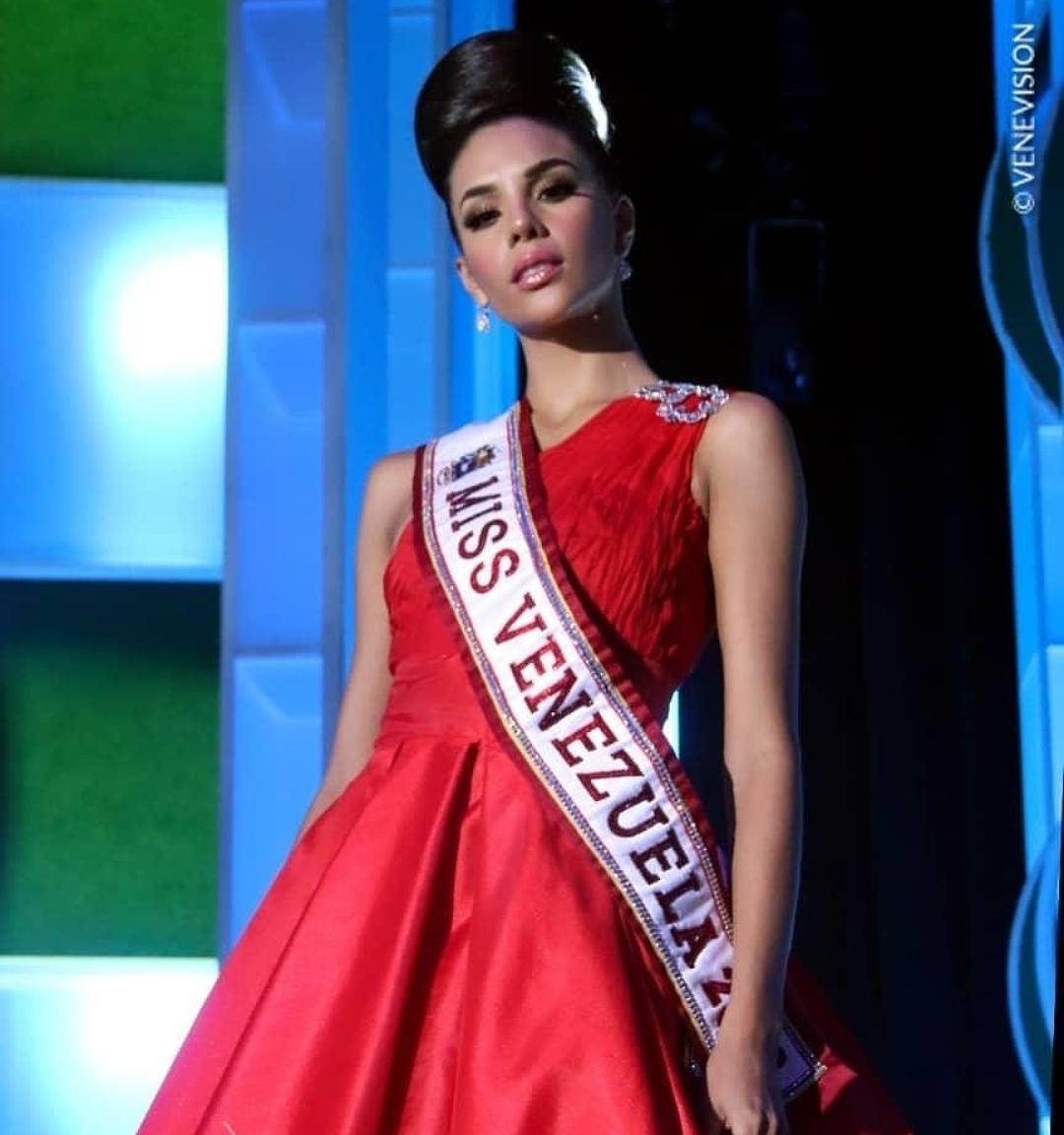 isabella rodriguez, top 40 de miss world 2019. - Página 5 75259513
