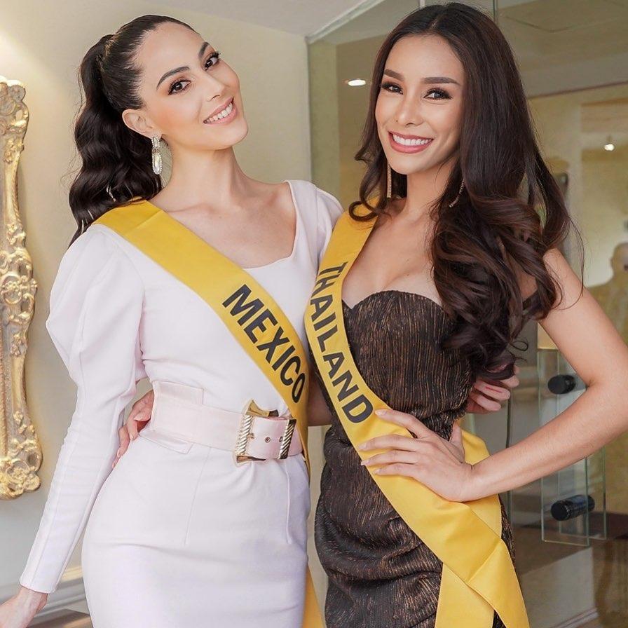 maria malo, 1st runner-up de miss grand international 2019. - Página 17 75272010