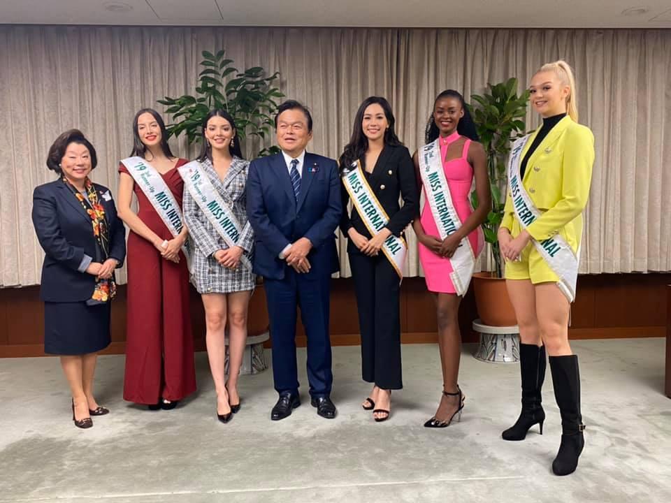 andrea toscano, 1st runner-up de miss international 2019. - Página 47 75356810