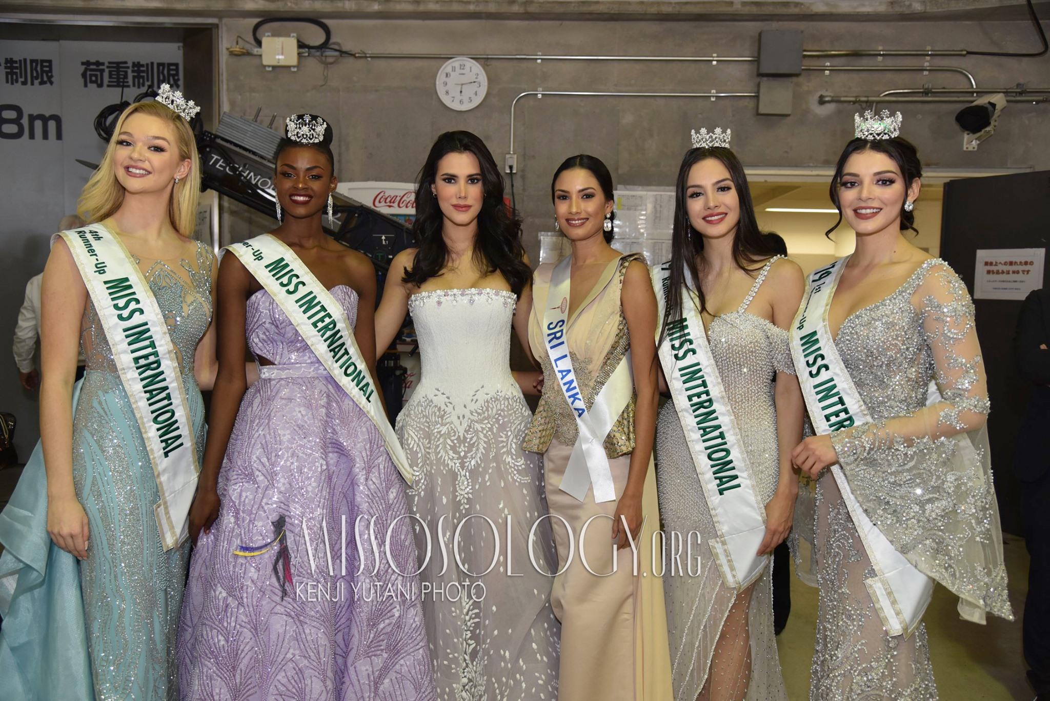 maria alejandra vengoechea, miss colombia hispanoamericana 2021/3rd runner-up de miss international 2019. - Página 13 75362110