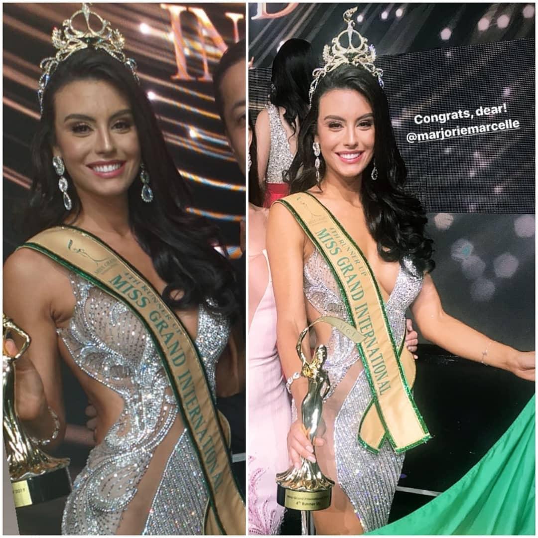 marjorie marcelle, top 5 de miss grand international 2019. - Página 34 75375716