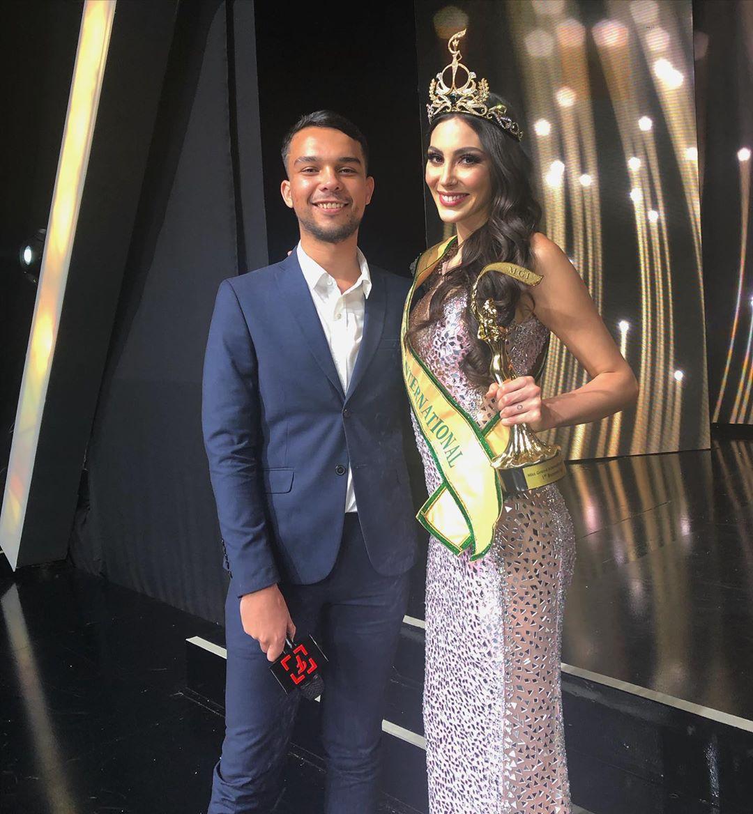 maria malo, 1st runner-up de miss grand international 2019. - Página 18 75379710