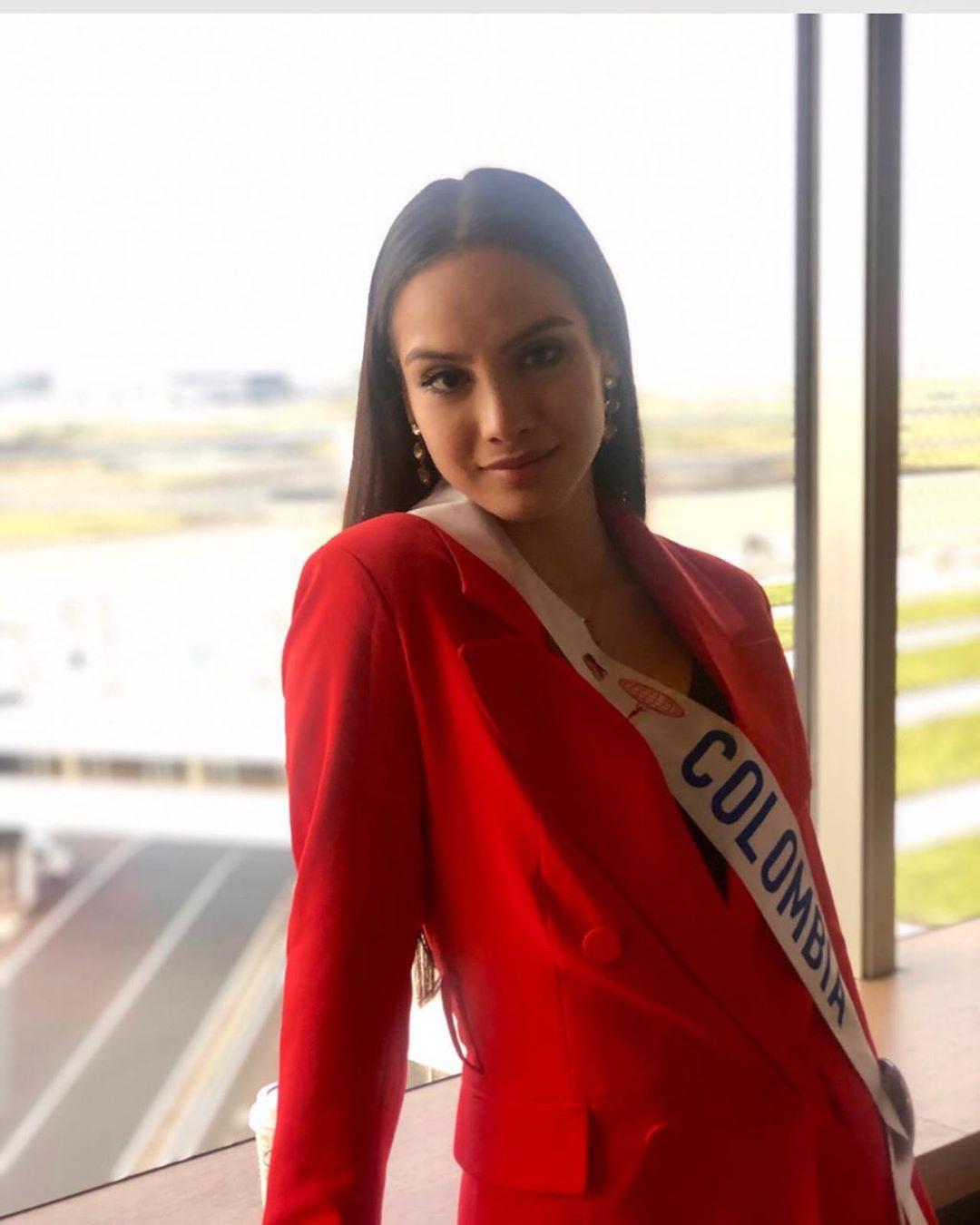 maria alejandra vengoechea, miss colombia hispanoamericana 2021/3rd runner-up de miss international 2019. - Página 5 75388510