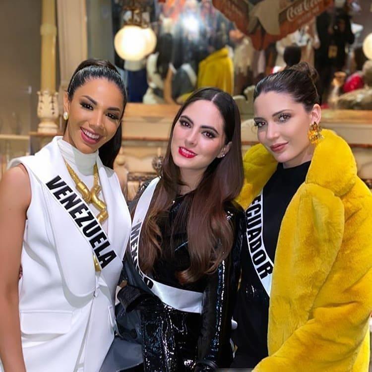 thalia olvino, top 20 de miss universe 2019. - Página 12 75397720
