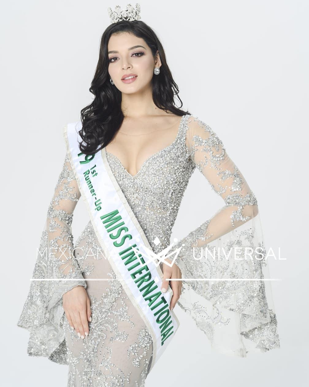 andrea toscano, 1st runner-up de miss international 2019. - Página 44 75403111