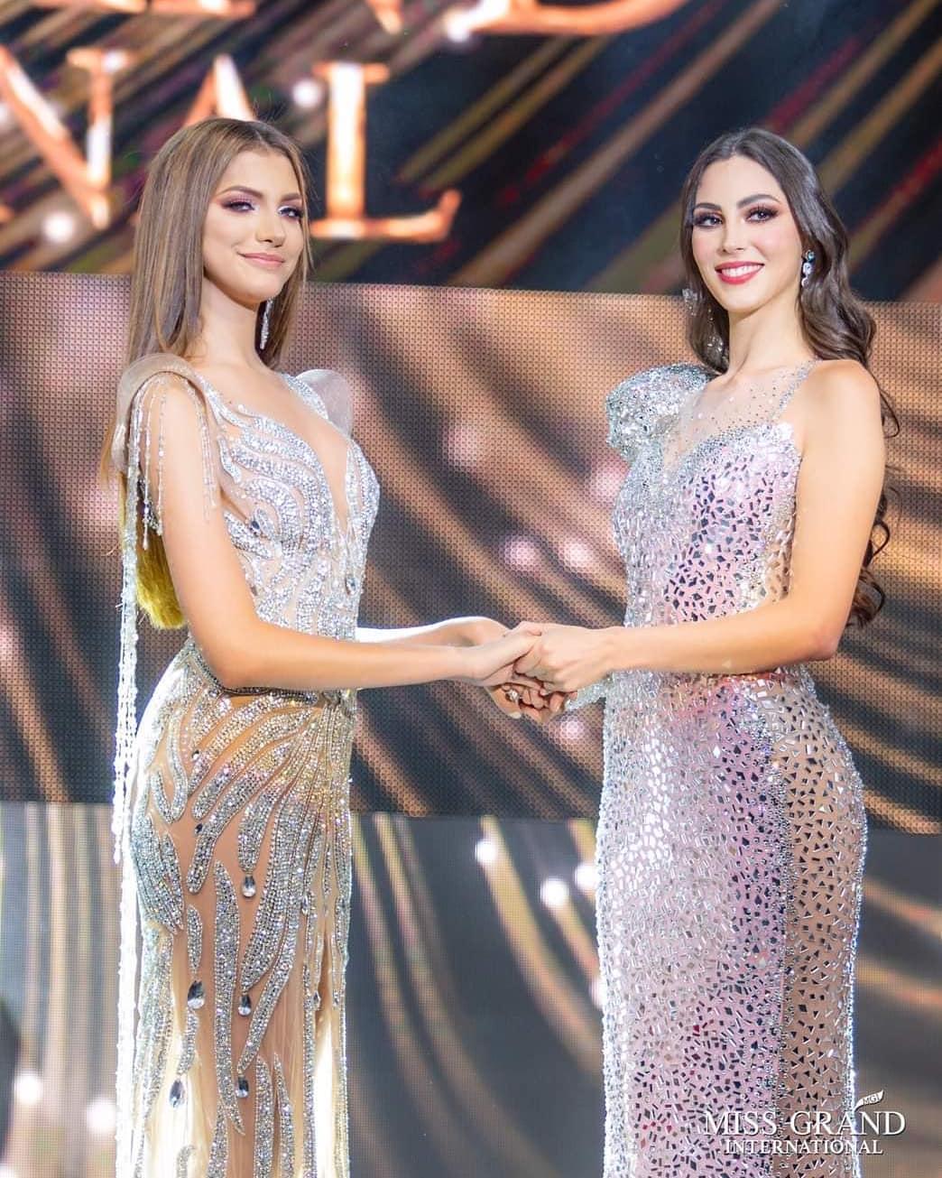 maria malo, 1st runner-up de miss grand international 2019. - Página 18 75419811