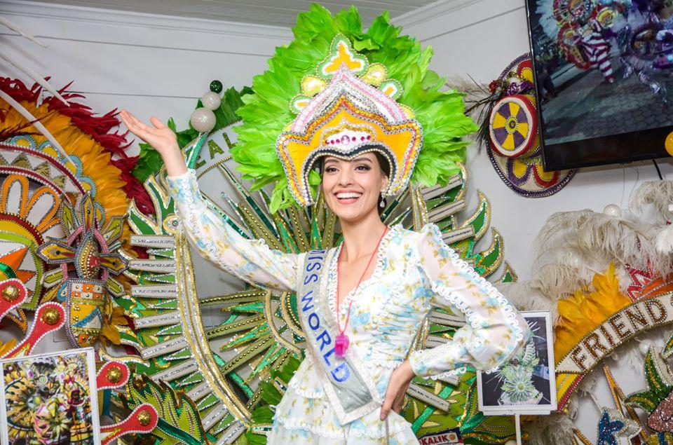 vanessa ponce de leon, miss world 2018. II - Página 6 75424610