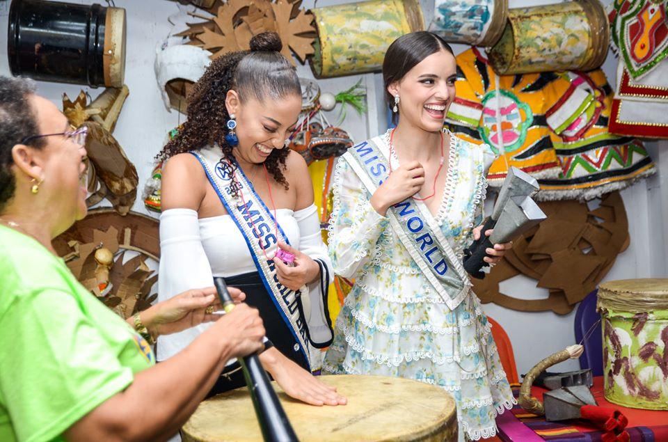 vanessa ponce de leon, miss world 2018. II - Página 6 75446610