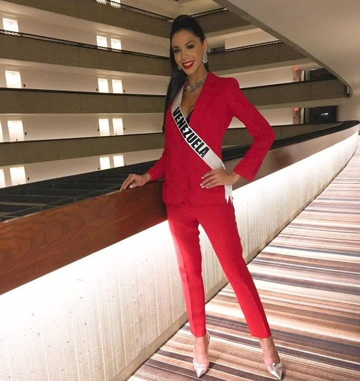 thalia olvino, top 20 de miss universe 2019. - Página 12 75448815