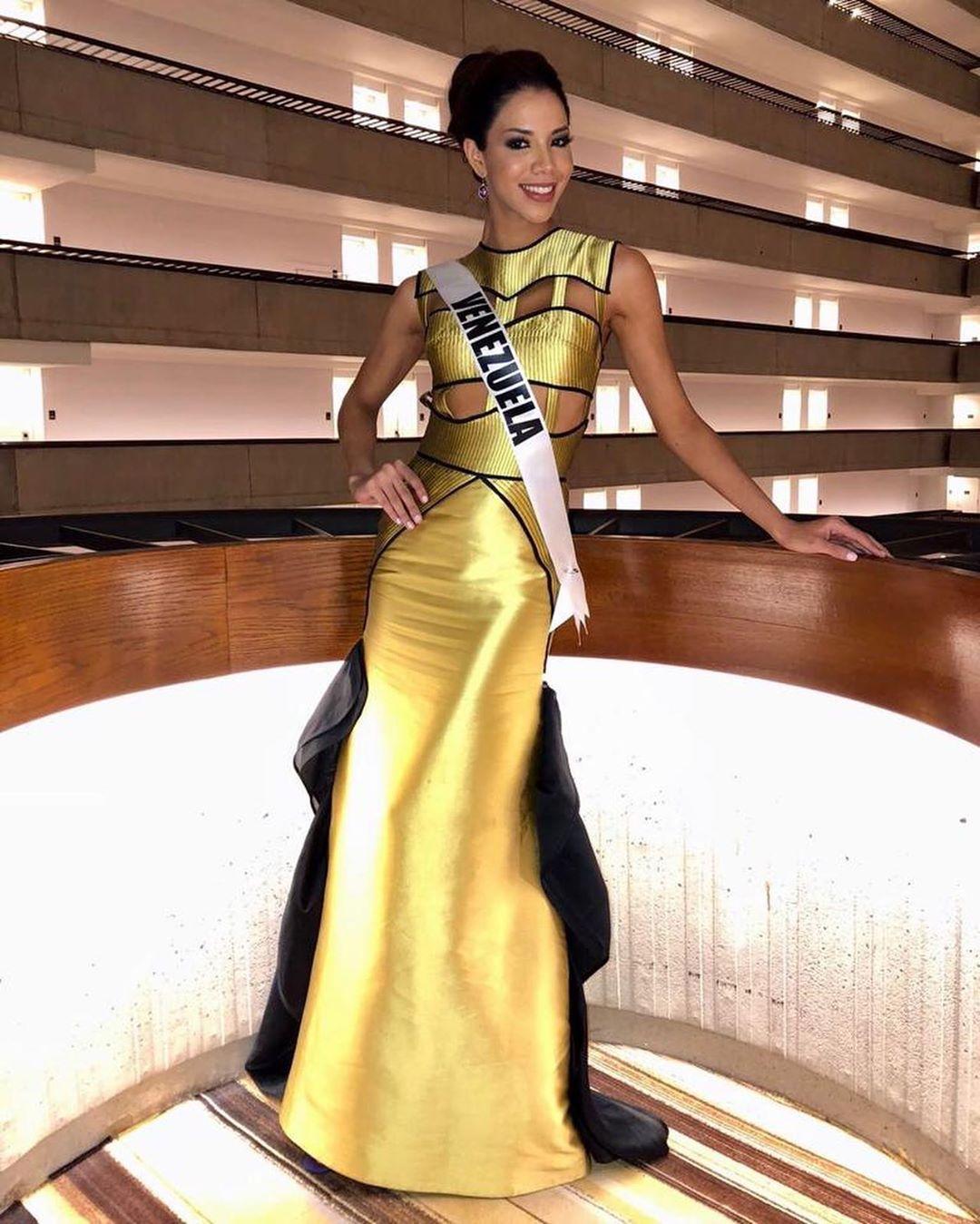thalia olvino, top 20 de miss universe 2019. - Página 11 75450413