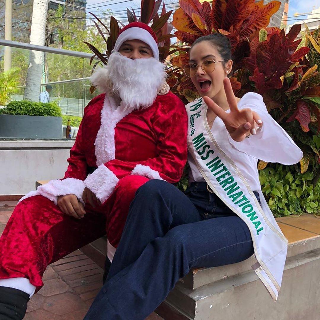 maria alejandra vengoechea, miss colombia hispanoamericana 2021/3rd runner-up de miss international 2019. - Página 12 75454011