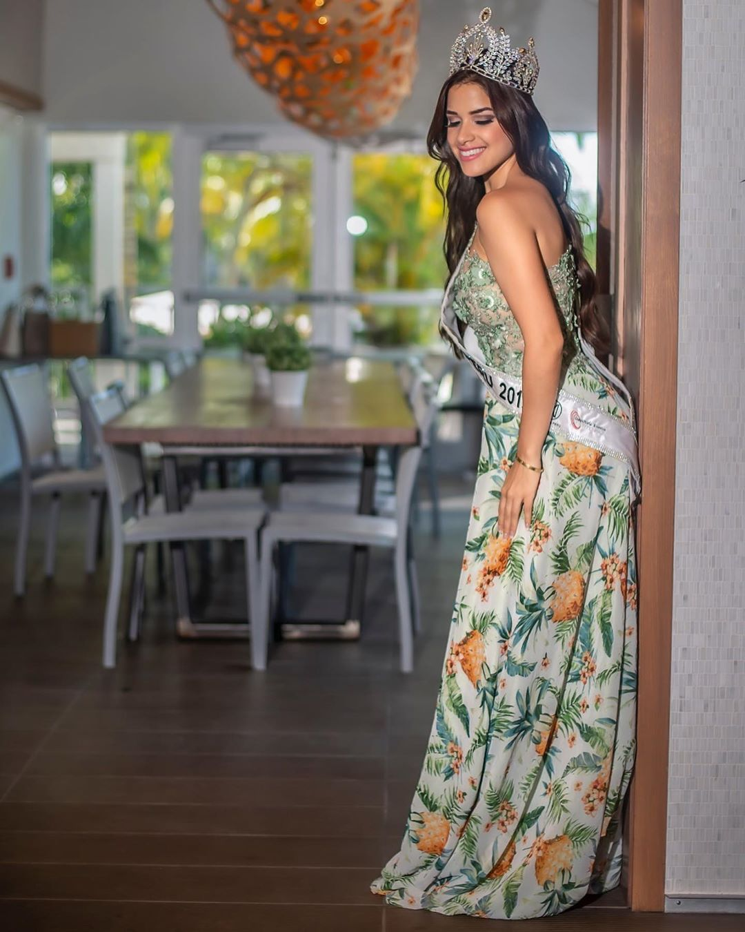 angella escudero, miss world peru 2019. 75454111