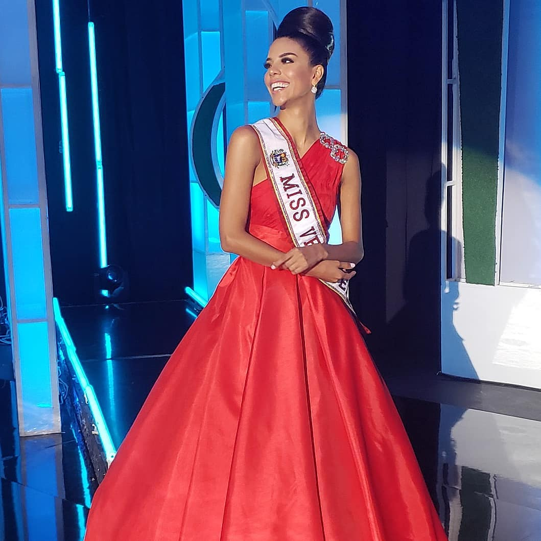 isabella rodriguez, top 40 de miss world 2019. - Página 5 75491412