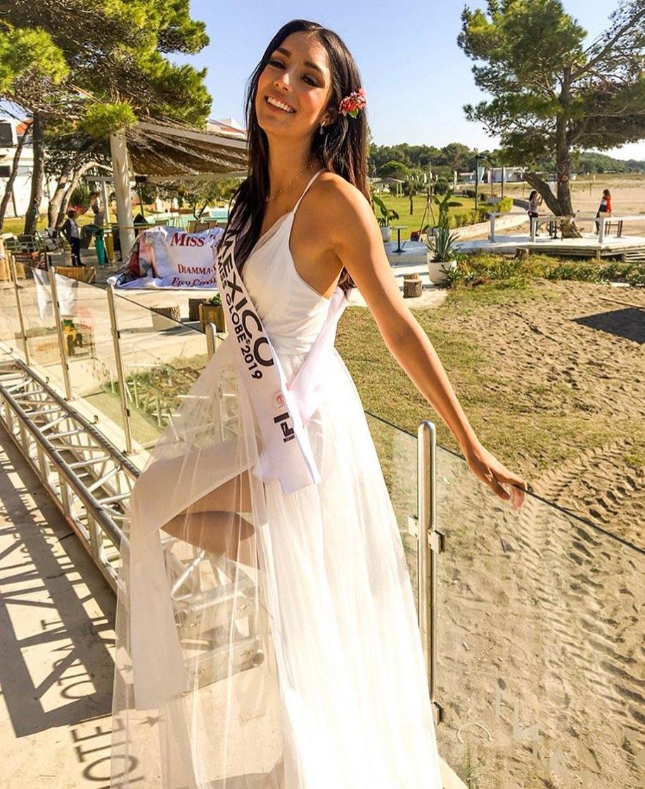 alejandra diaz de leon soler, the miss globe 2019. 75497010