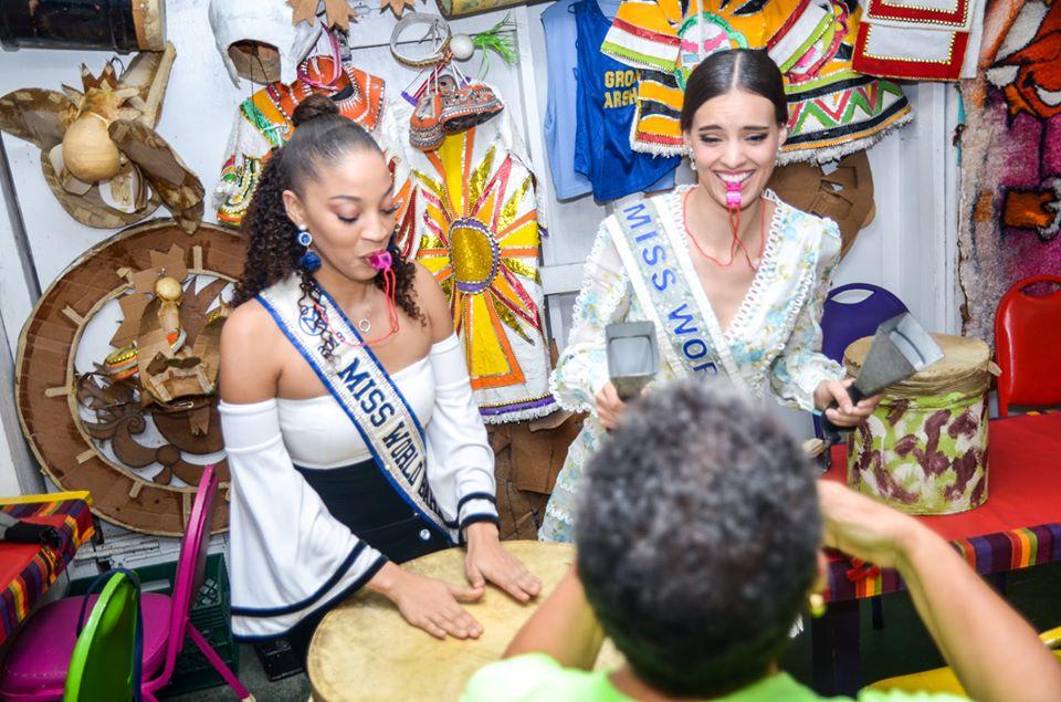 vanessa ponce de leon, miss world 2018. II - Página 6 75521810