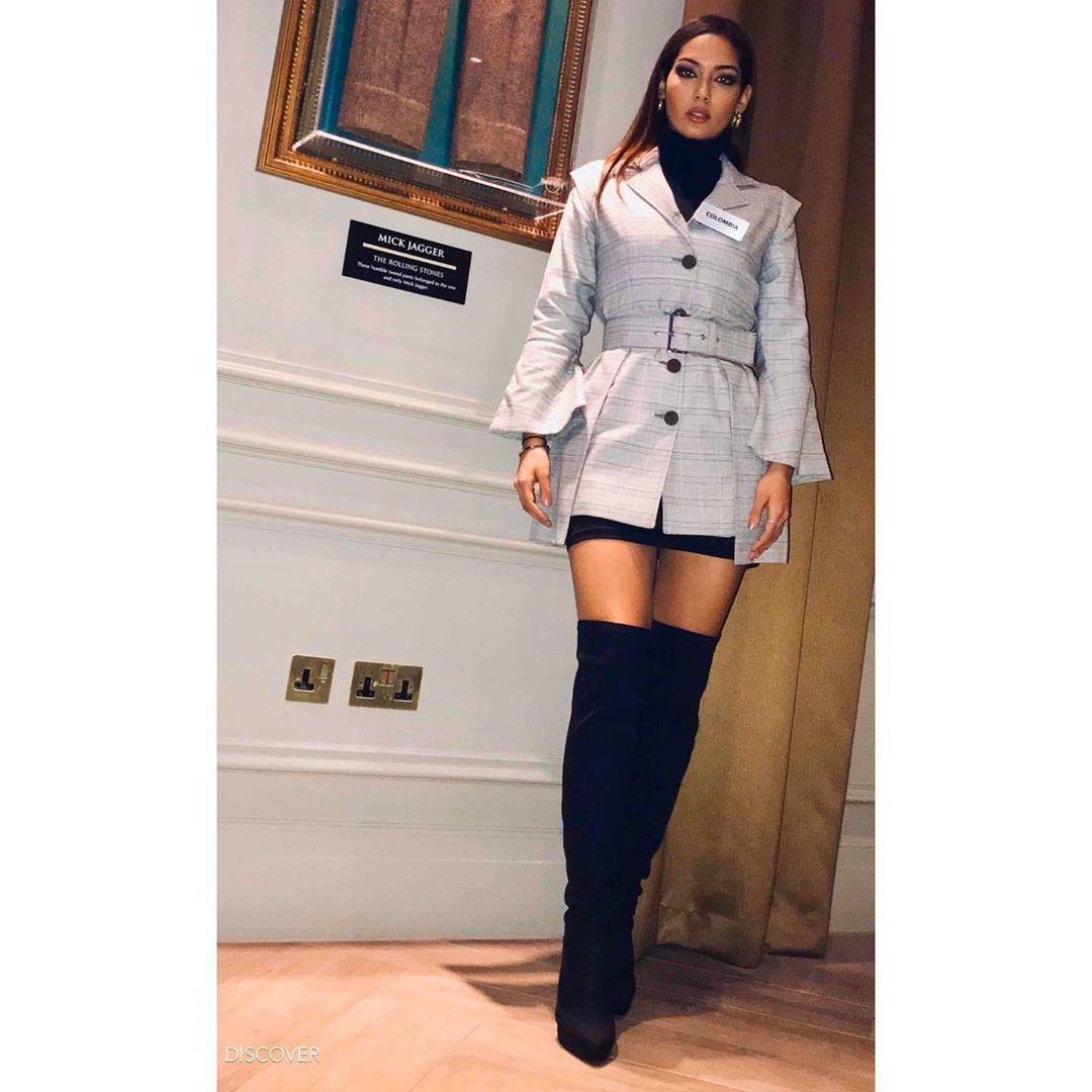 sara franco, miss colombia mundo 2019. - Página 4 75523313