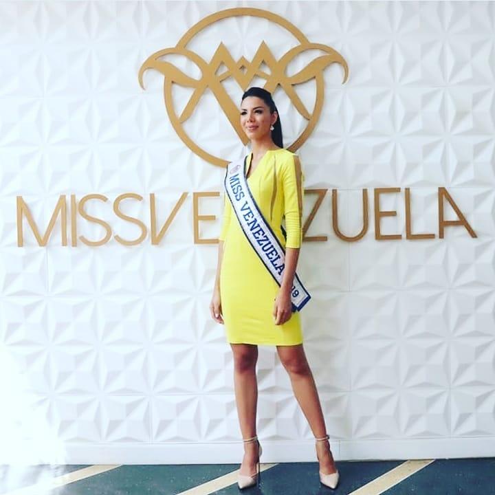 thalia olvino, top 20 de miss universe 2019. - Página 3 75534713