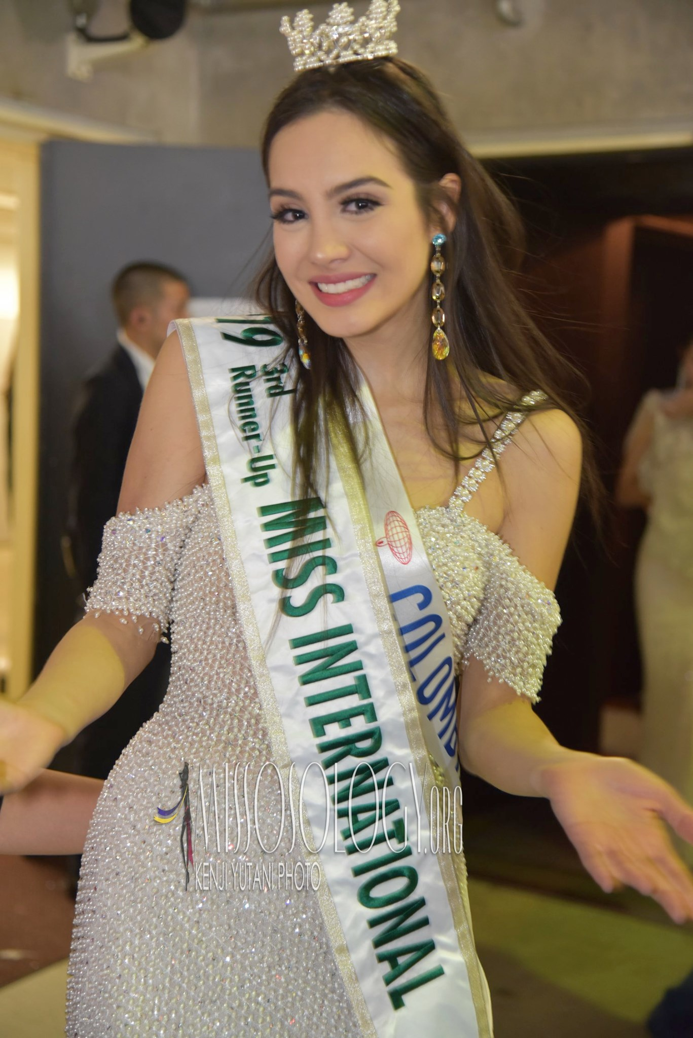 maria alejandra vengoechea, 3rd runner-up de miss international 2019. - Página 14 75564610
