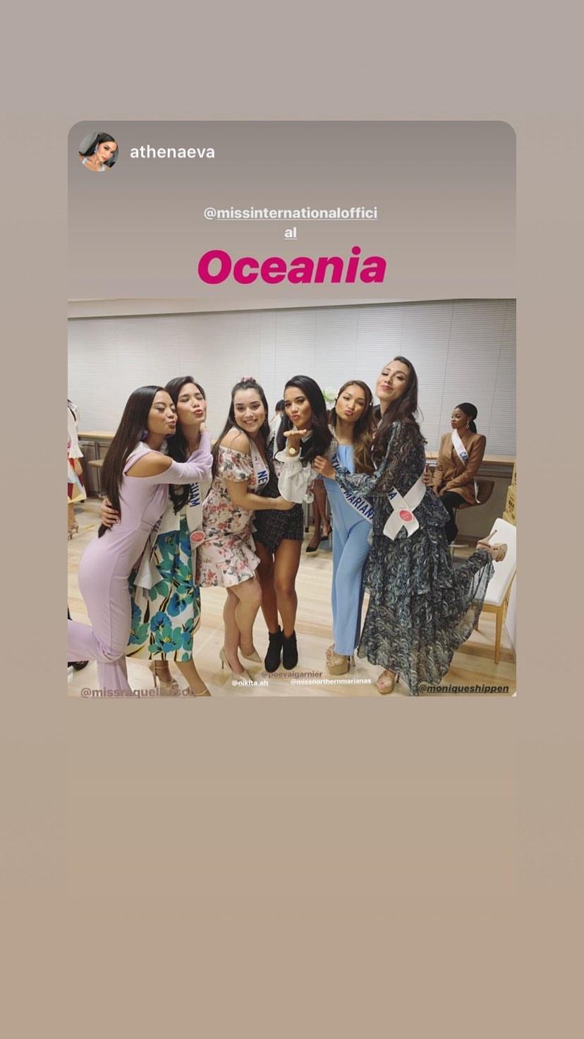 raquel basco, miss international hawaii 2019/miss intercontinental usa 2017. - Página 14 75595210