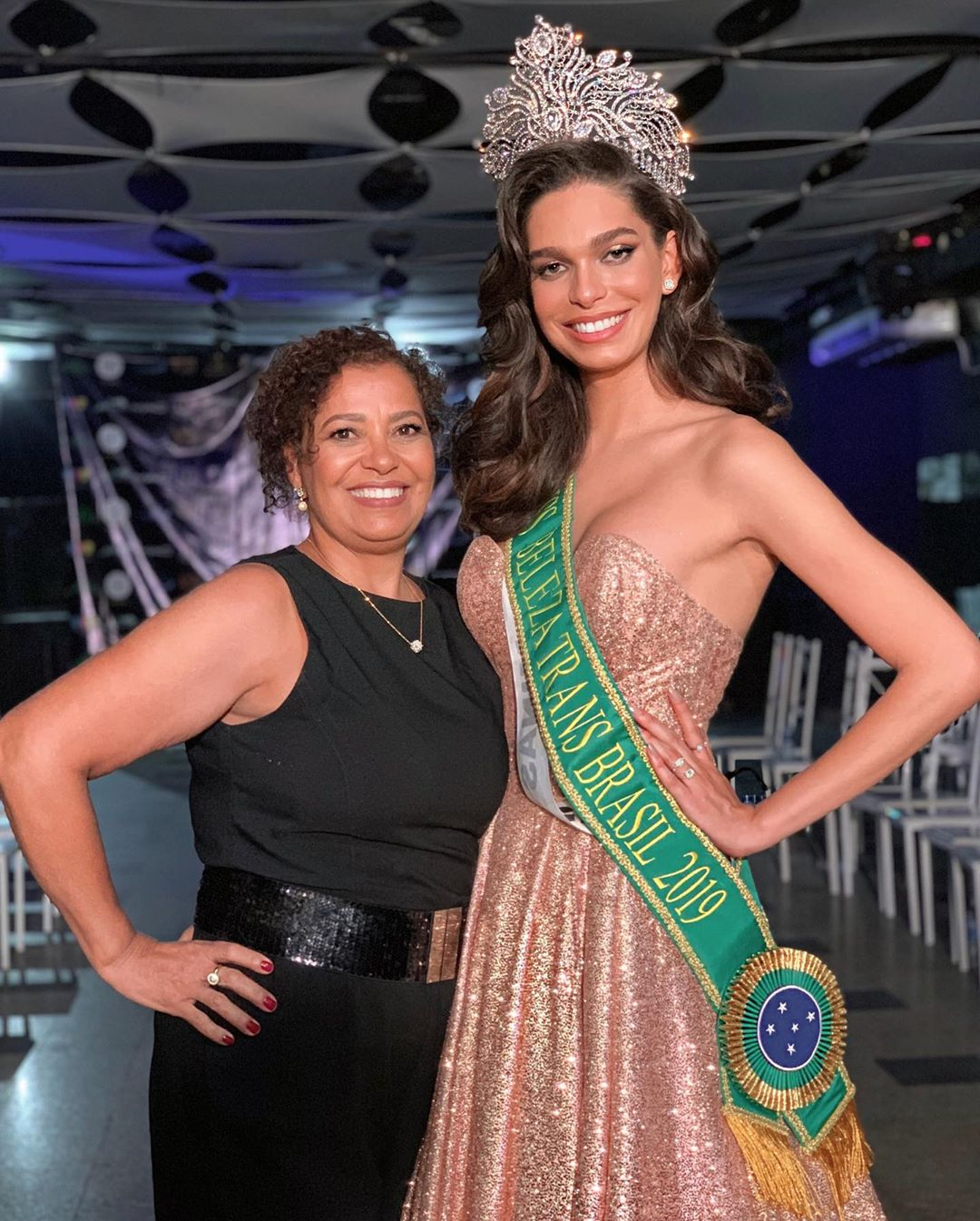 ariella moura, 2nd runner-up de miss international queen 2020.   - Página 3 75616314