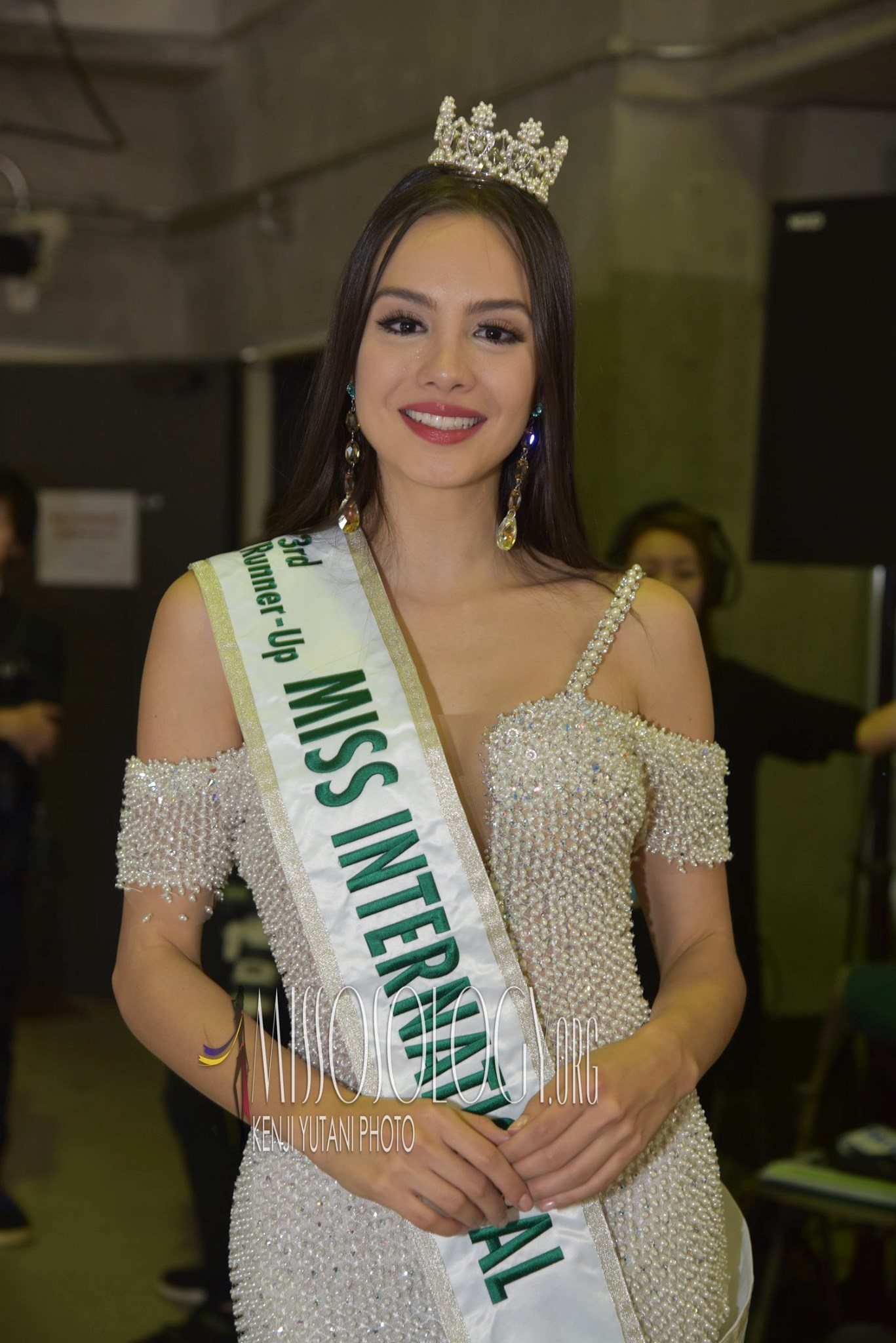 maria alejandra vengoechea, 3rd runner-up de miss international 2019. - Página 14 75627410
