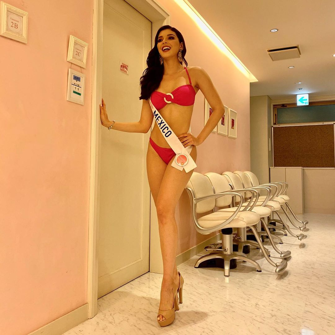 andrea toscano, 1st runner-up de miss international 2019. - Página 39 75629013