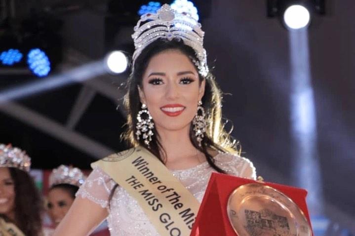 alejandra diaz de leon soler, the miss globe 2019. 75640810