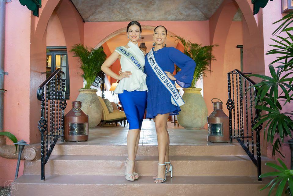 vanessa ponce de leon, miss world 2018. II - Página 4 76717410