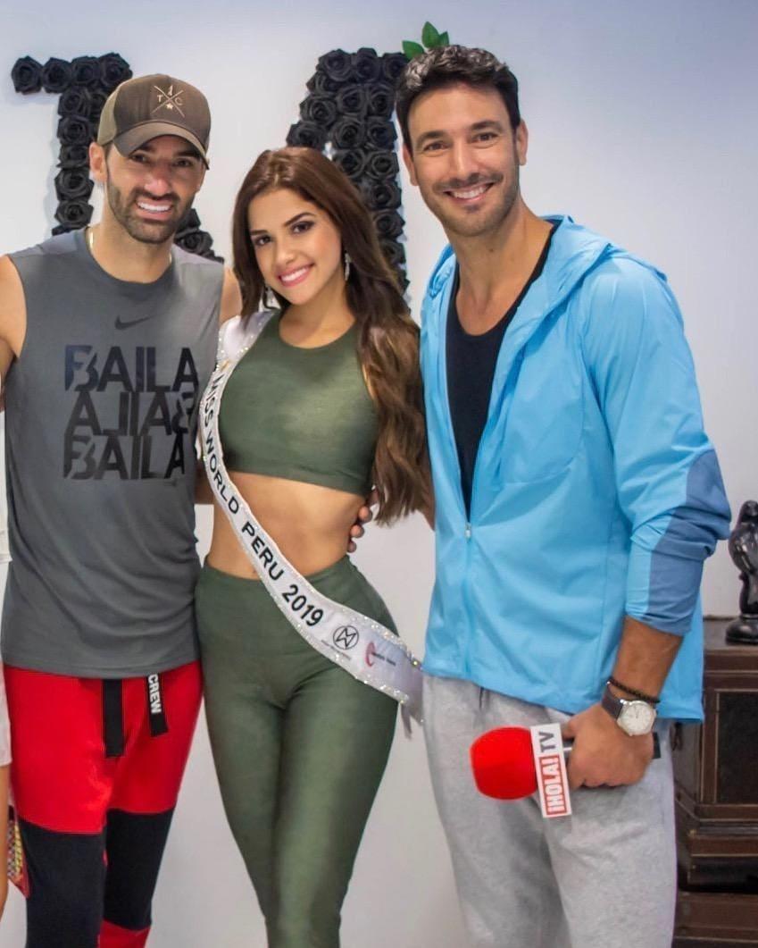 angella escudero, miss world peru 2019. - Página 2 76843010
