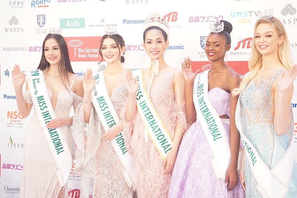 maria alejandra vengoechea, miss colombia hispanoamericana 2021/3rd runner-up de miss international 2019. - Página 11 76867210