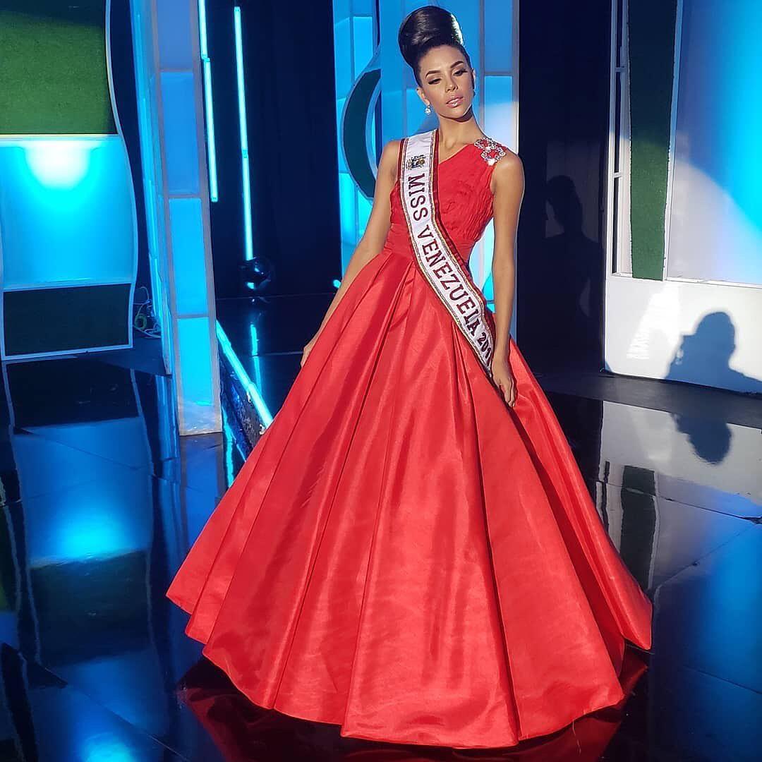isabella rodriguez, top 40 de miss world 2019. - Página 5 76916210