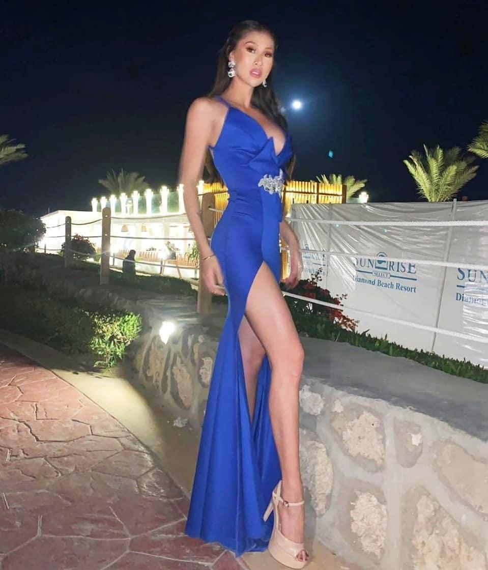 yoko chong, 4th runner-up de miss intercontinental 2019. - Página 7 76918910