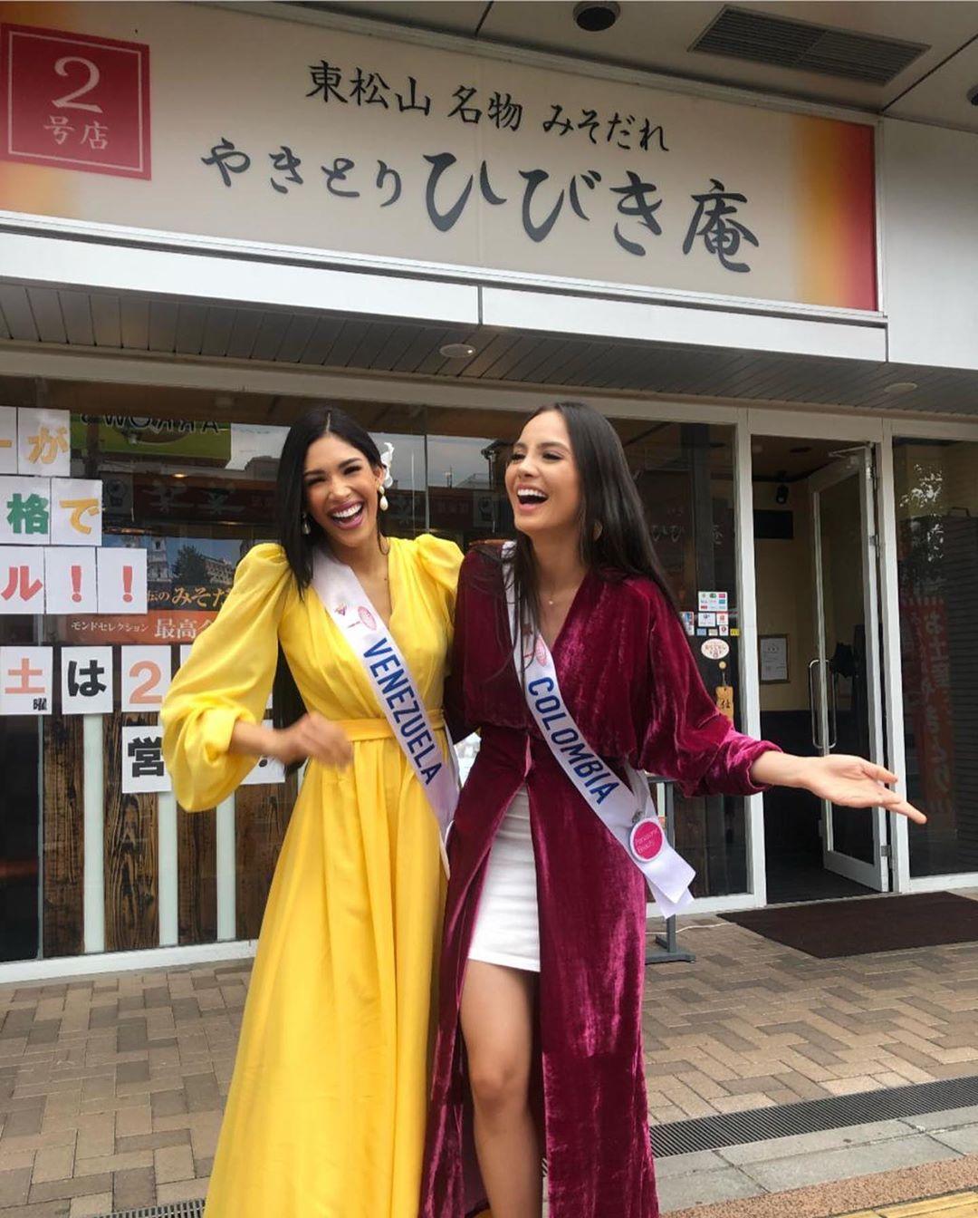 maria alejandra vengoechea, miss colombia hispanoamericana 2021/3rd runner-up de miss international 2019. - Página 6 76993610