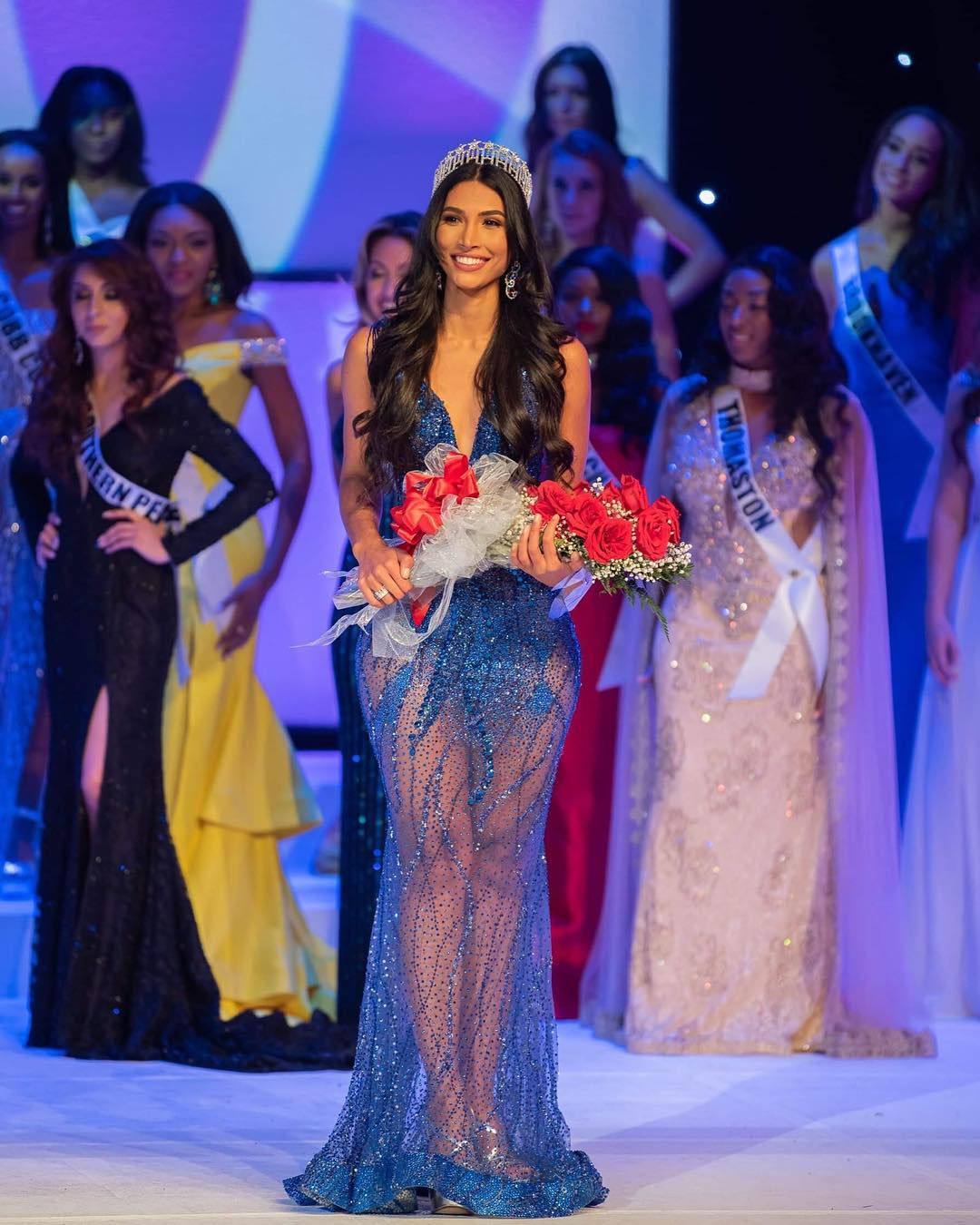 marianny egurrola, top 20 de miss intercontinental 2018-2019. - Página 2 76pwva10