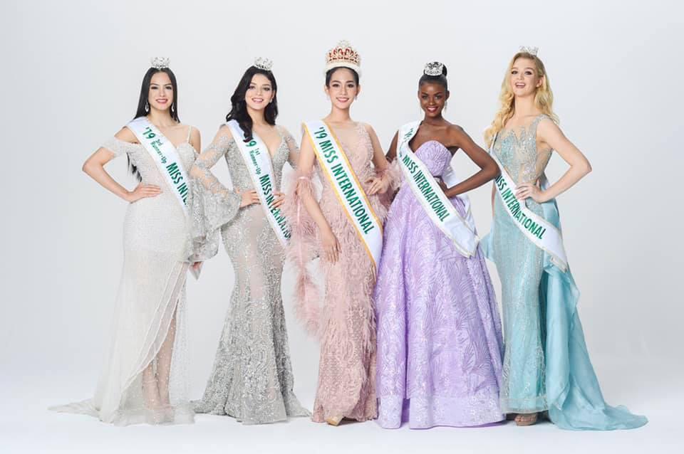 andrea toscano, 1st runner-up de miss international 2019. - Página 47 77013910