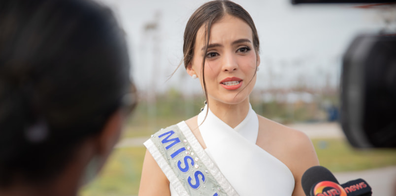 vanessa ponce de leon, miss world 2018. II - Página 5 77103110