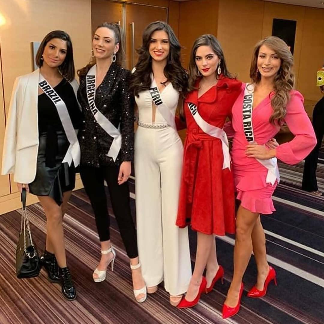 kelin rivera kroll, top 10 de miss universe 2019/2nd runner-up de miss eco international 2018/world miss university 2016. - Página 16 77252510