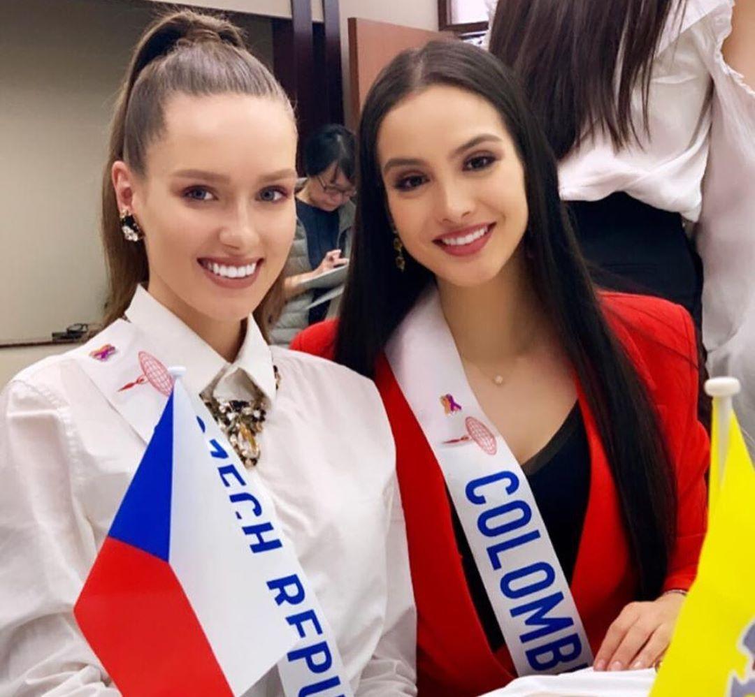 maria alejandra vengoechea, miss colombia hispanoamericana 2021/3rd runner-up de miss international 2019. - Página 5 77253910