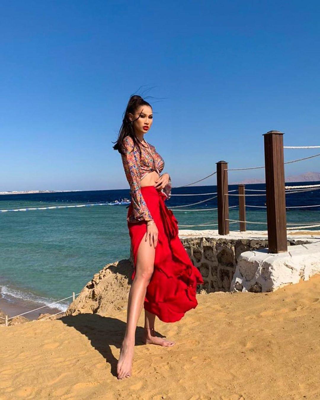 yoko chong, 4th runner-up de miss intercontinental 2019. - Página 5 77254710