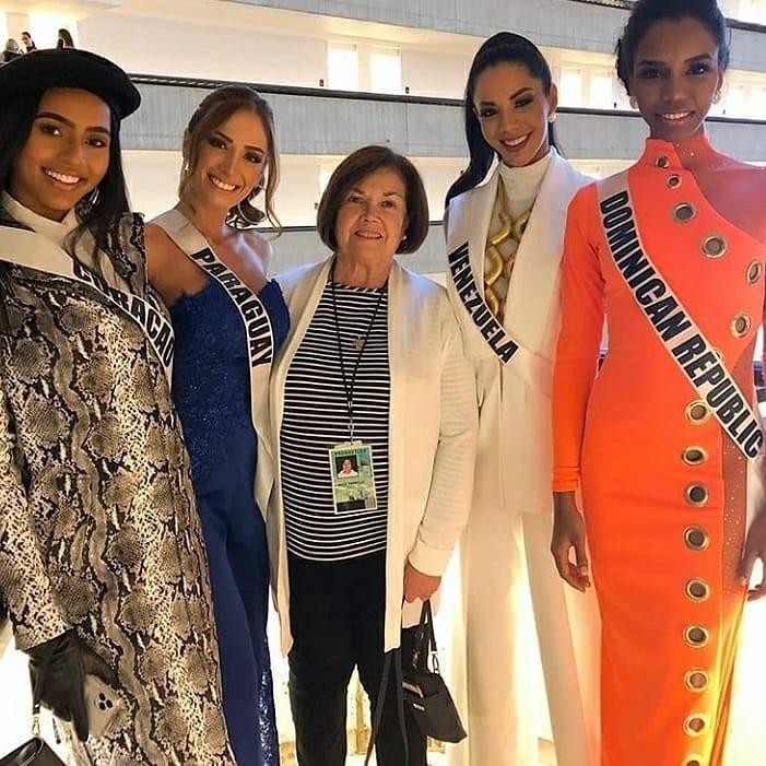 thalia olvino, top 20 de miss universe 2019. - Página 12 77291810