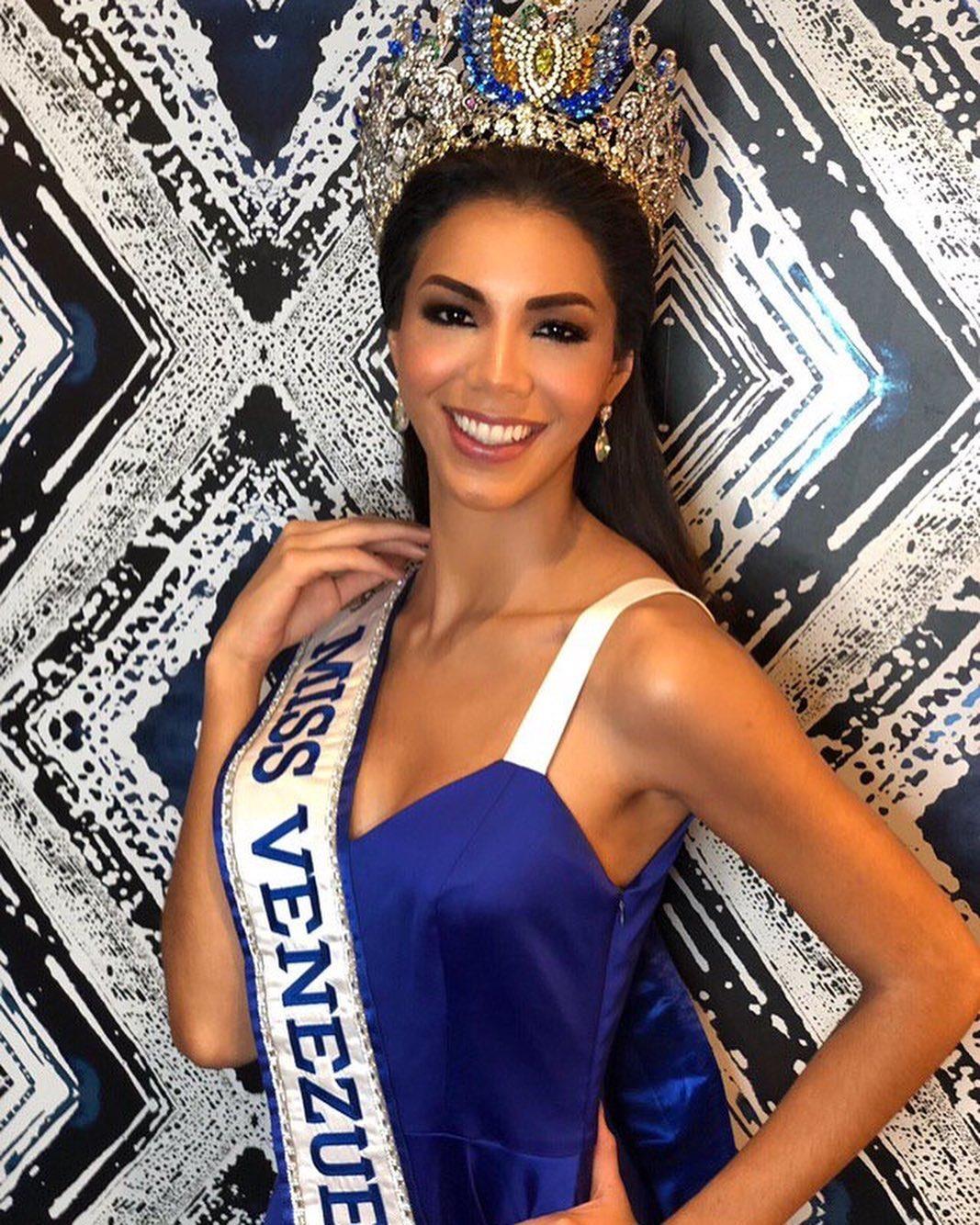thalia olvino, top 20 de miss universe 2019. - Página 2 77377110