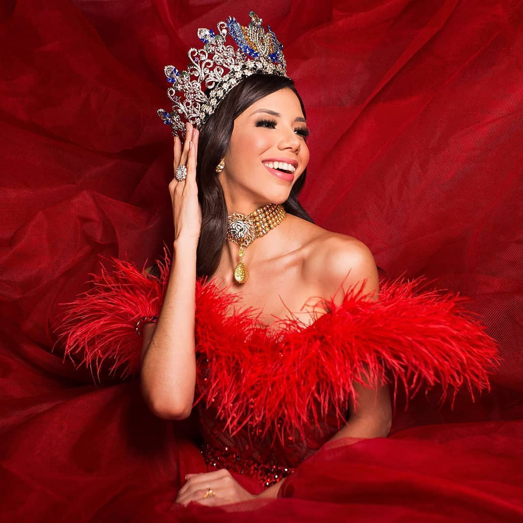 thalia olvino, top 20 de miss universe 2019. - Página 14 77411410
