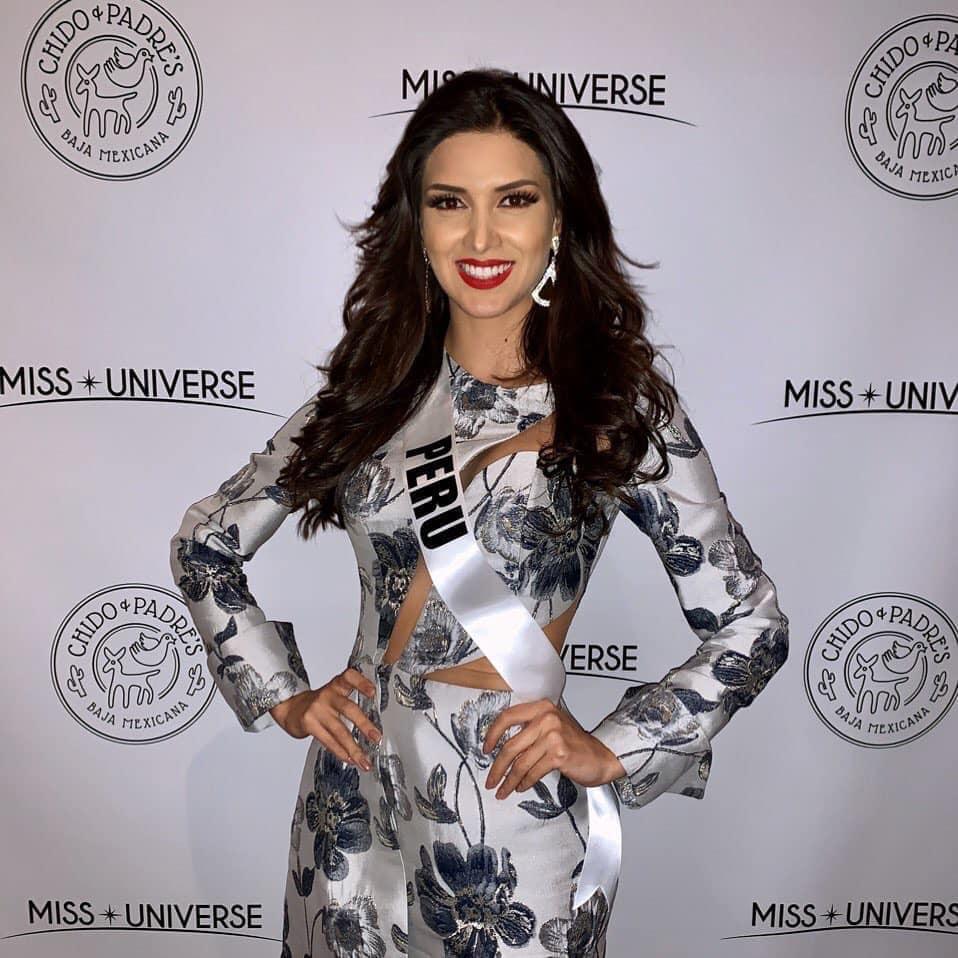 kelin rivera kroll, top 10 de miss universe 2019/2nd runner-up de miss eco international 2018/world miss university 2016. - Página 15 78205410
