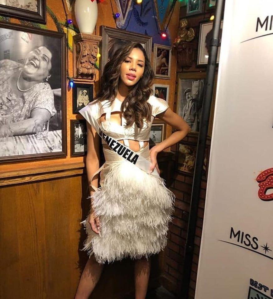thalia olvino, top 20 de miss universe 2019. - Página 10 78331410