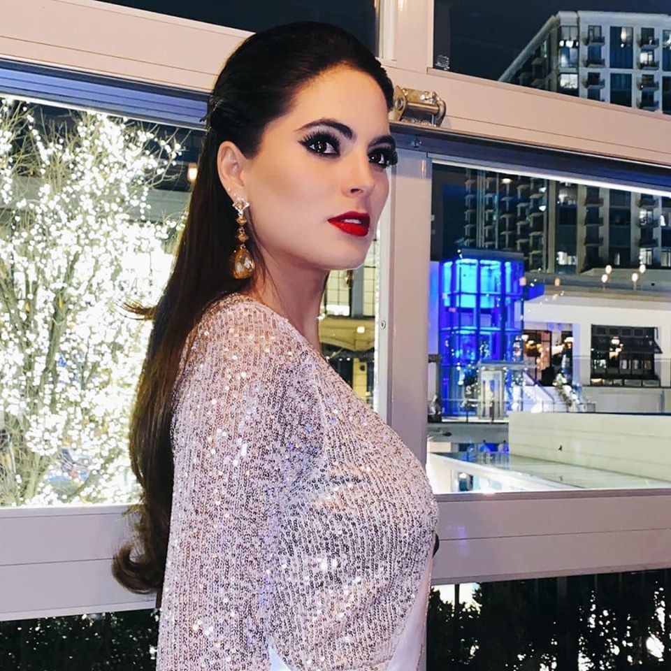 sofia aragon, 2nd runner-up de miss universe 2019. - Página 10 78704110