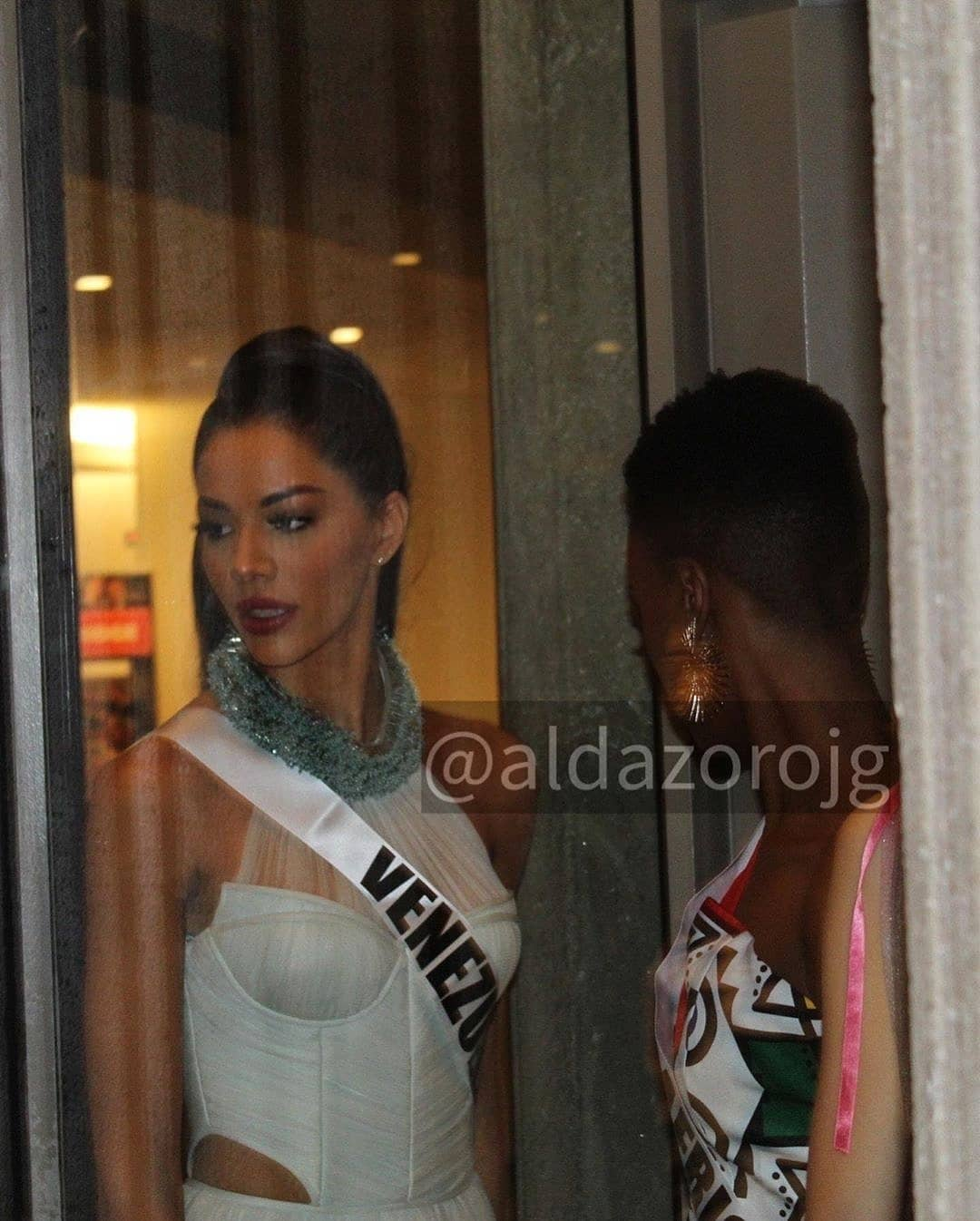 thalia olvino, top 20 de miss universe 2019. - Página 12 78791110